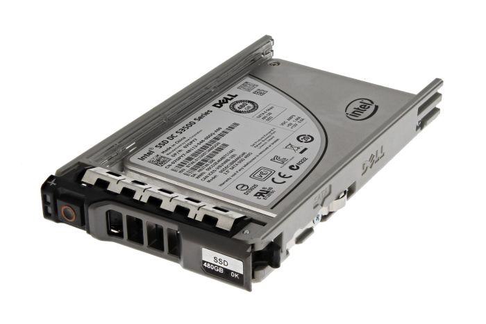 """Dell 480GB SSD SATA 2.5"""" 6G MLC  7GPY7"""
