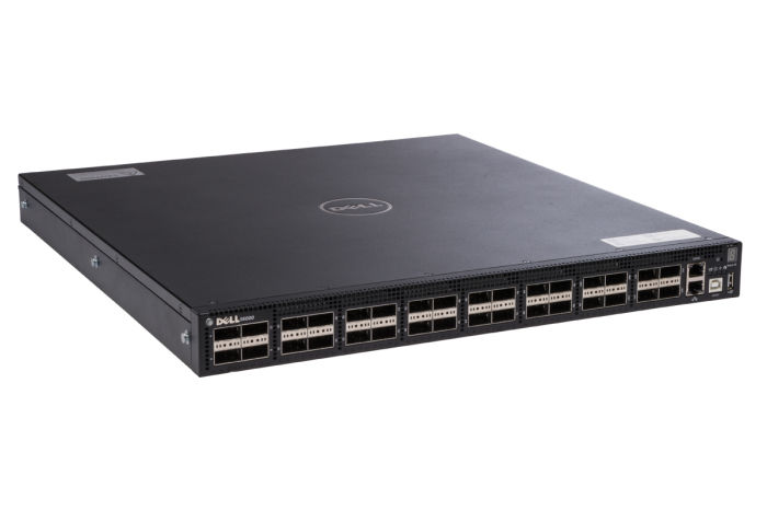 Dell Networking S6000 32x 40GbE QSFP+ 2xPSU Switch - Ref