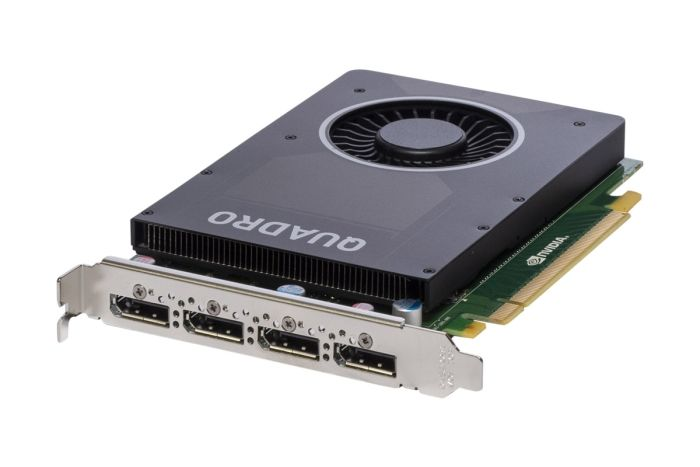 Dell Nvidia Quadro M2000 4GB GPU - W2TP6