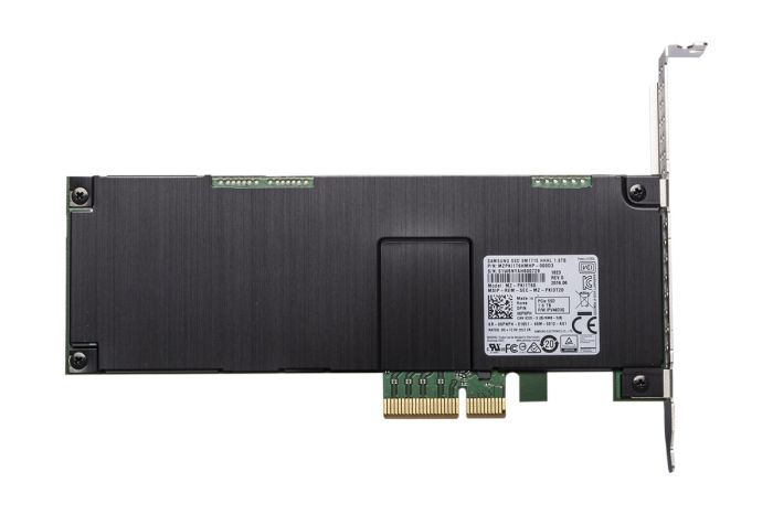 Dell Samsung 1.6TB SSD PCIe HHHL NVMe  6PNPH - New Pull
