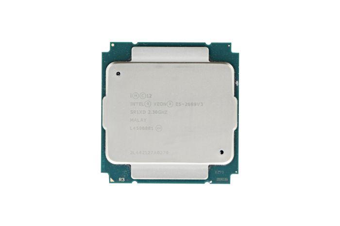 Intel Xeon E5-2699 v3 2.30GHz 18-Core CPU SR1XD
