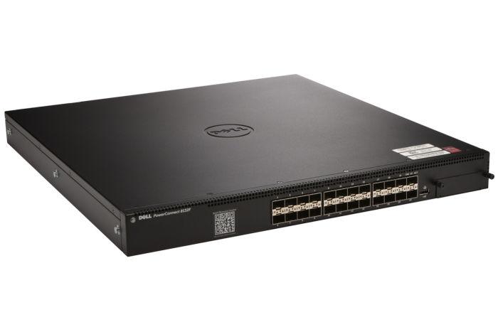 Dell PowerConnect 8132F 24 x 10GbE SFP+ Switch w/ 2 x PSU - Ref