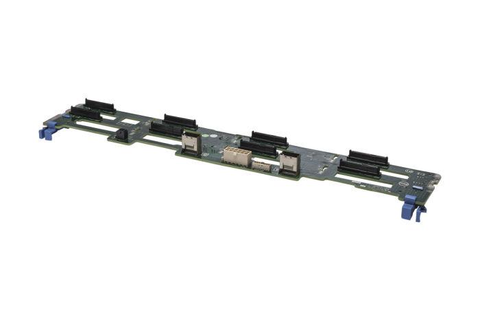 "Dell PowerEdge R520 1x8 3.5"" SATA SAS Hard Drive Backplane XP569"