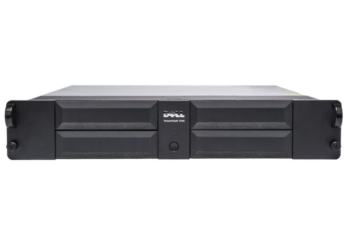 Dell PowerVault 114X Rackmount Tape Enclosure