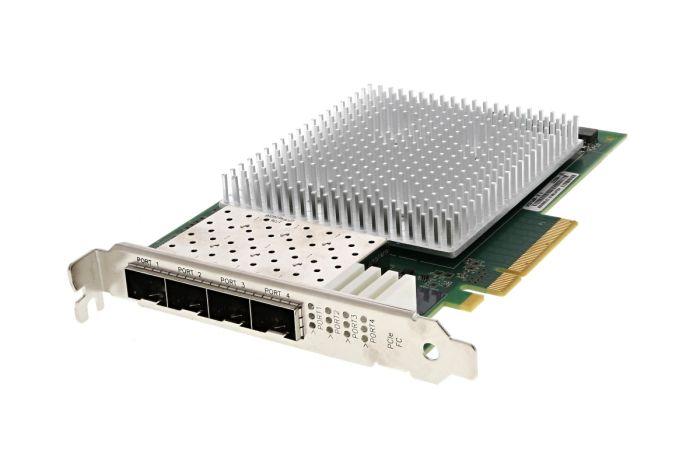 Dell QLogic QLE2694-DEL 16Gb Quad Port Full Height HBA - 6WJKM