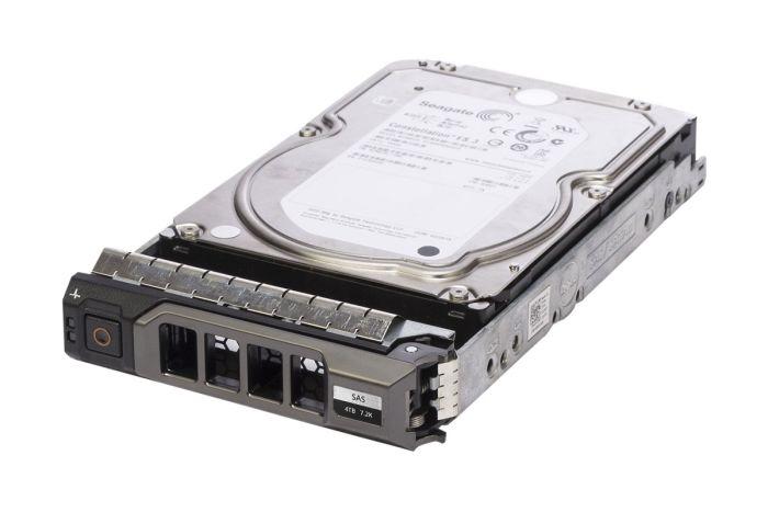 "Seagate 4TB 7.2k SAS 3.5"" 6G Hard Drive ST4000NM0023"