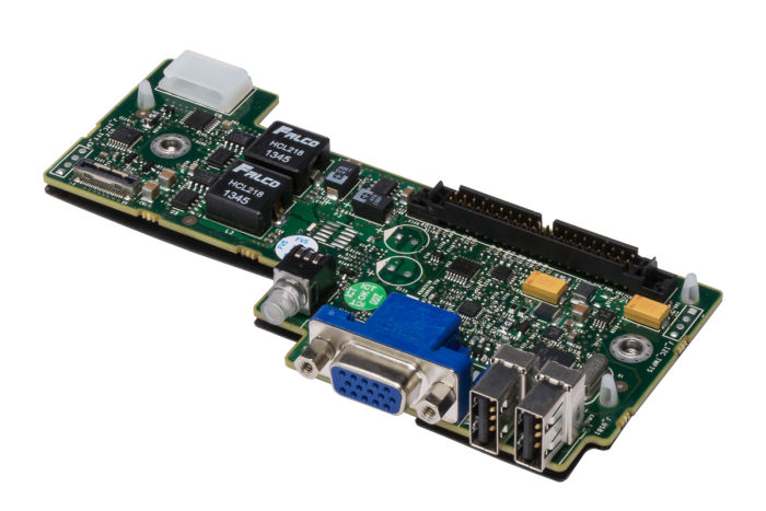 Dell I/O USB/VGA Control Panel XP520