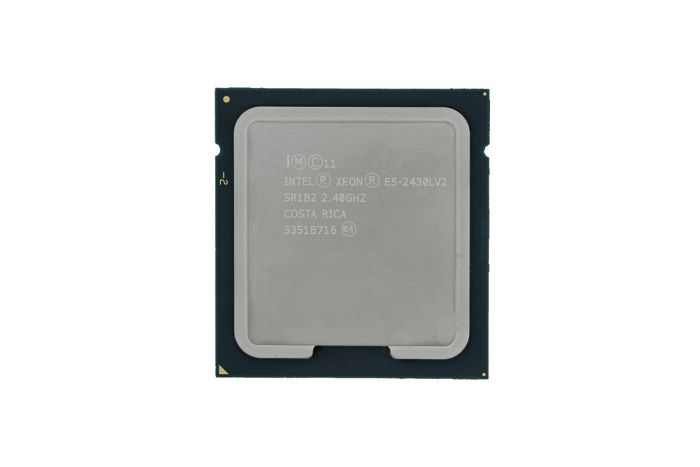 Intel Xeon E5-2430L v2 2.40GHz 6-Core CPU SR1B2