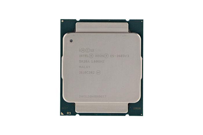 Intel Xeon E5-2603 v3 1.60GHz 6-Core CPU SR20A