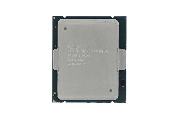 Intel Xeon E7-8891 v2 3.20GHz 10-Core CPU SR1GW