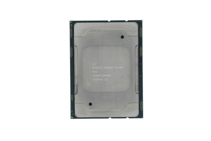 Intel Xeon Silver 4112 2.60GHz Quad-Core CPU SR3GN