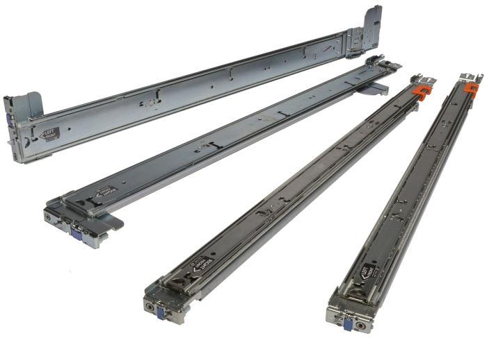 Dell PowerVault 4U Static Rails FNKJY New