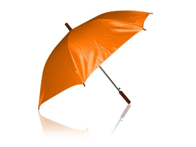 discount orange umbrella