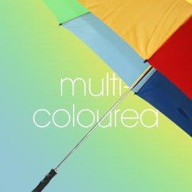 Multi-Coloured Umbrellas