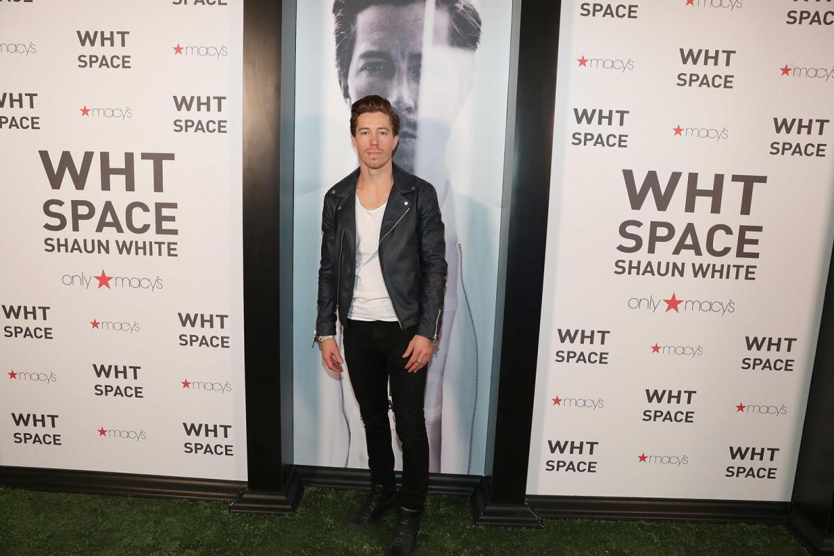 Interview Shaun White Celebrates His Wht Space