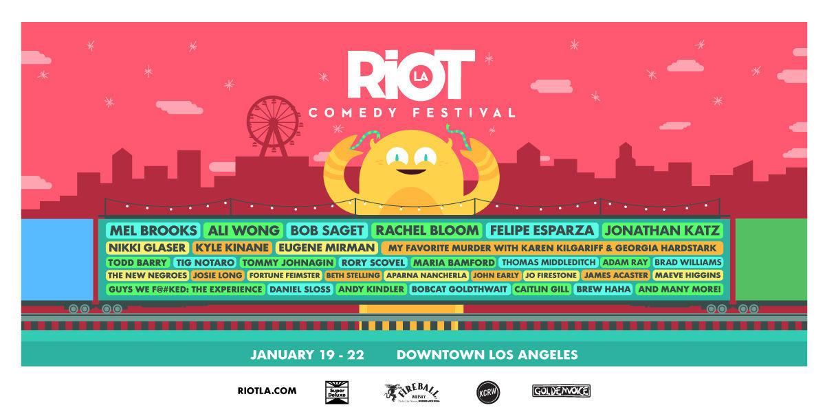 Guide to Riot LA 2017