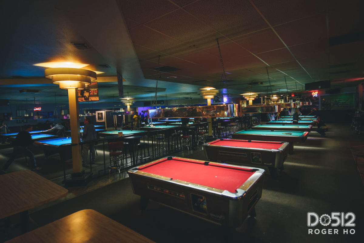 Beyond Offering A Substantial Array Of Delicious Food And Drink, This South  Austin Watering Hole Offers Horseshoes, Washers, Darts, And Two Pool Tables.