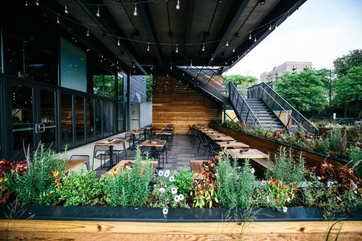 the best patios in chicago
