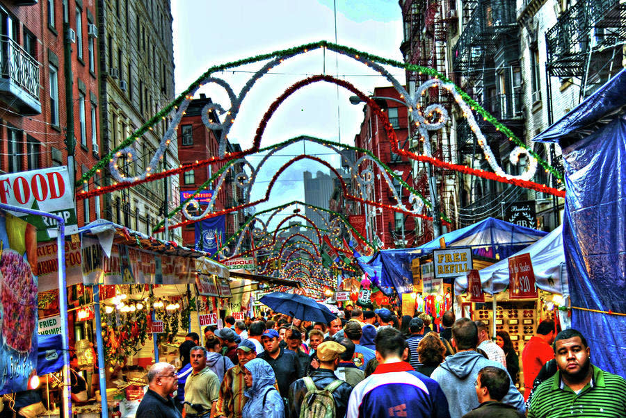 San Gennaro Festival New York 2020.Guide To The Feast Of San Gennaro