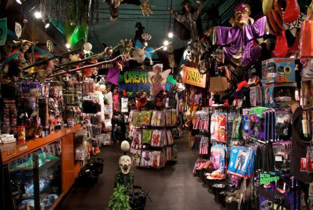 Top 10 Costume Shops In NYC