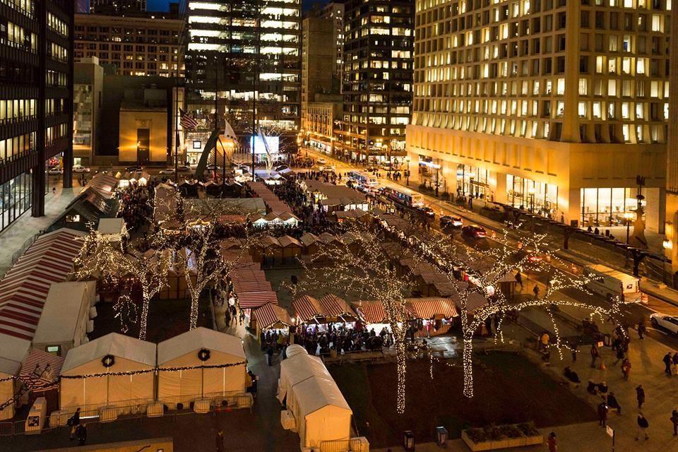 Chicago's Best Indie Holiday Markets