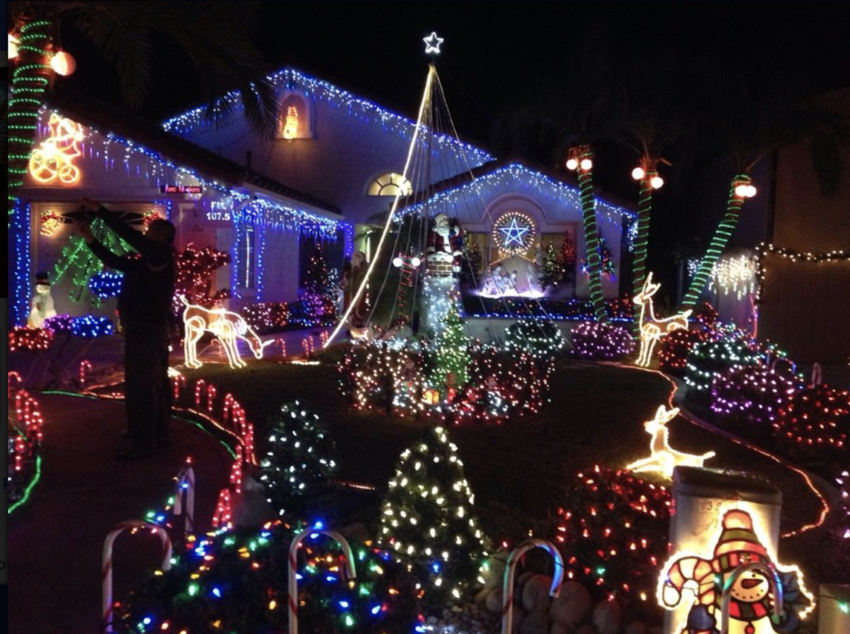 Where To Find Holiday Lights 2018