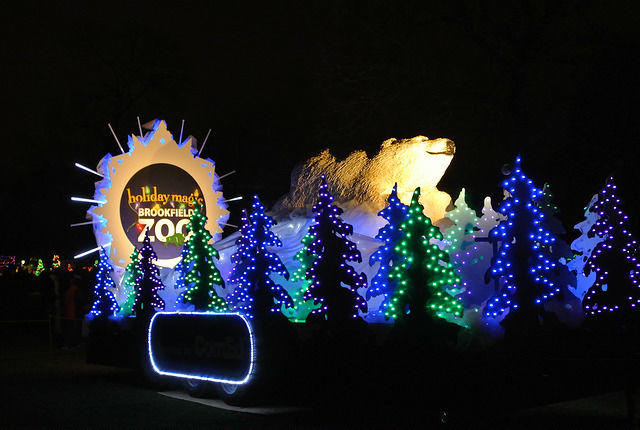 Where To See The Best Christmas Lights In Chica