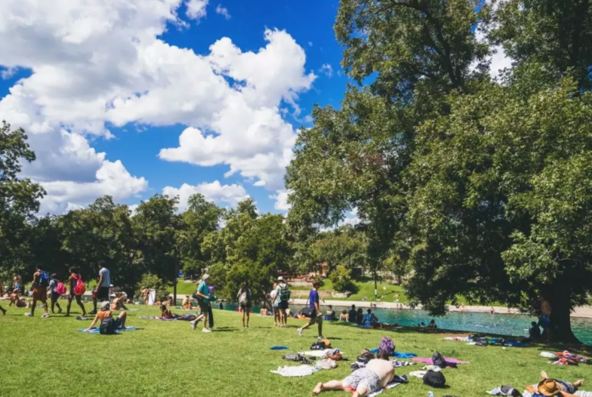 Pools In Austin