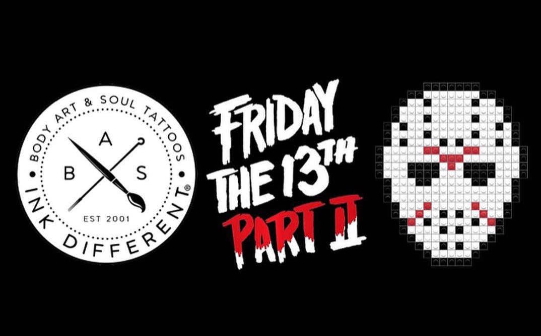 La 39 s friday the 13th tattoo specials for The order tattoo los angeles