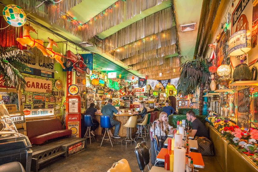 Best Themed Bars In Nyc