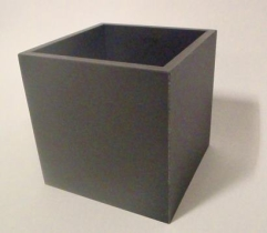 Aterinlaatikko akryyli 15x15x10 cm