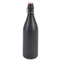 Pullo musta Slate 1 L