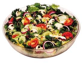 Salaattikulho kirkas 3,0 L