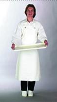 Esiliina vinyyliä valkoinen 100 cm