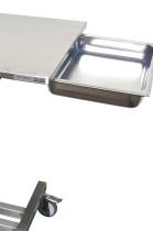 GN-astiateline GN1/1-astialle Limbo-nostopöytään