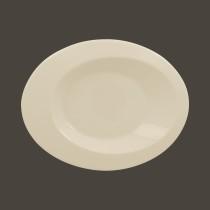Lautanen syvä soikea 24x19 cm