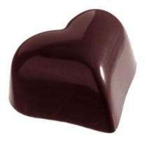Suklaamuotti sydän 35 kpl