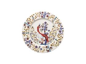 Lautanen valkoinen Ø 22 cm