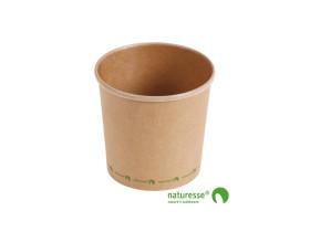 Keittokuppi 750 ml kartonkia