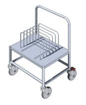 Leikkuulautavaunu LLV