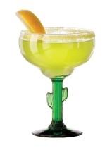 Margarita-lasi kaktus 35,5 cl