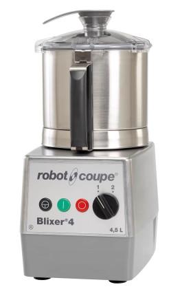 Soseutuskutteri Robot Blixer 4