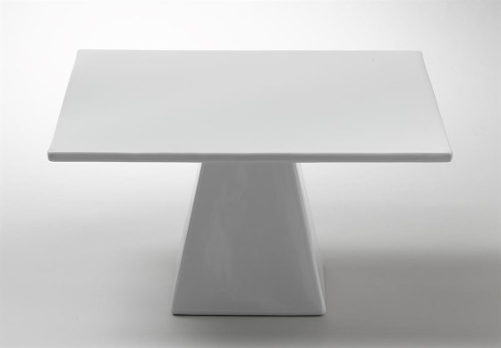 Kakkuvati neliö jalallinen 36,8x36,8 cm K 20,25 cm