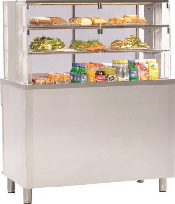 Kylmälasikko Dieta Serve Vitrine R1202