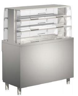 Kylmälasikko Dieta Serve Vitrine R1202 DS