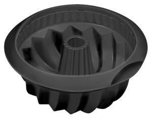 Silikonikakkuvuoka musta Ø 22 cm