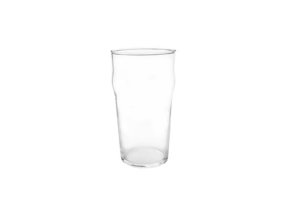 Olutlasi Nonic iskunkestävä mittaviiv. 57 cl