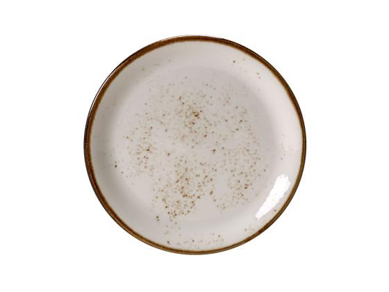 Lautanen valkoinen 30 cm