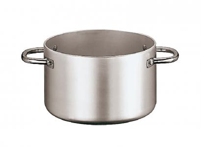 Kattila puolikorkea alumiini Ø 40 cm 30 L