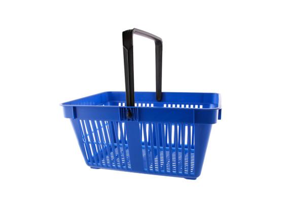 Ostoskori sininen 20 L